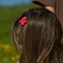 Flowers in her Hair - Copyright © 2008 - Mark Atkins Photographer